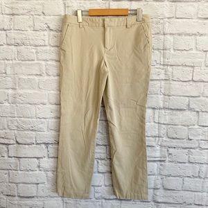 3/$30🦋 TOMMY HILFIGER Tan Stretch Straight Pants